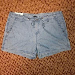 NWT Gap Soft Jean Shorts